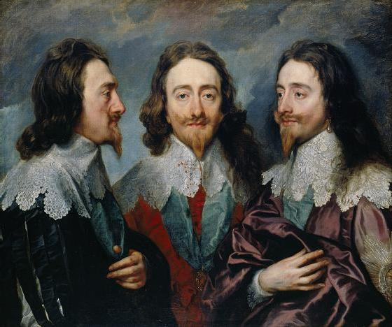 Royal Collection Trust: Charles I of England