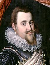 Painting: Christian IV of Denmark