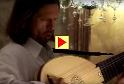 "YouTube video — Robert Johnson: ""Orpheus, I am"" — Joel Frederiksen — Wallenstein Palace, Prague, 26 September 2006."