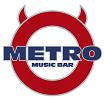 Logo Metro Music Bar