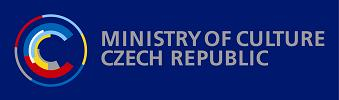 Logo of Ministry of Culture, Czech Republic