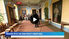 Report by Czech Television