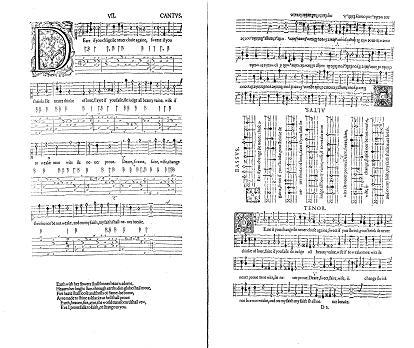 First Booke of Songes or Ayres of fowre partes with Tableture for the Lute — London, Peter Short, 1597 — VII. Deare if you change ile never chuse againe.
